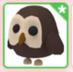 Pets Owl Legendary New Pets Adopt Me!