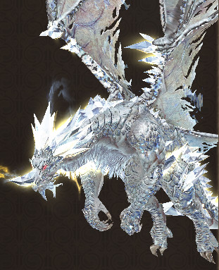 Glacier Monarch Dragon