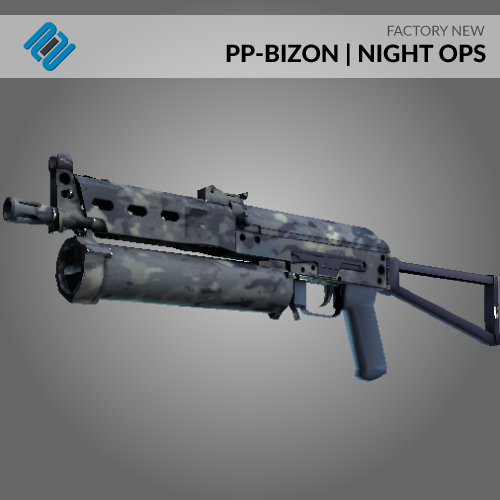 PP-Bizon | Night-Ops (Factory New)