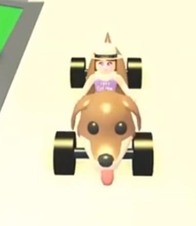 "Vehicle Dogmobile ""Adopt Me"""