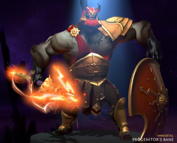 Progenitor's Bane (Immortal TI9 Mars)