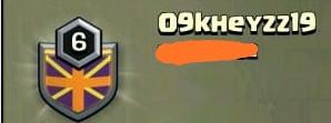 Clans Clash Of Clans Level 6 Termurah
