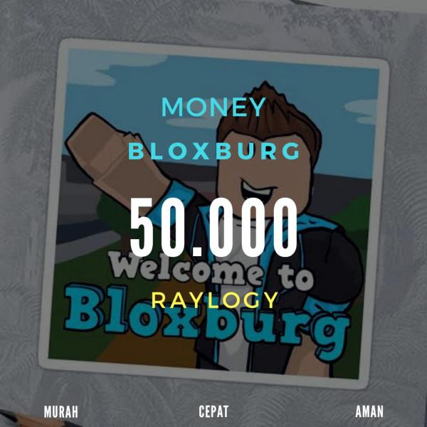 50.000 Money/uang Bloxburg