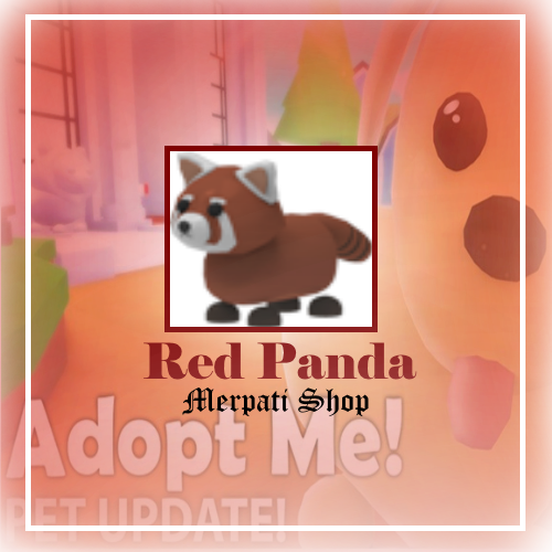 Red Panda | Adopt Me