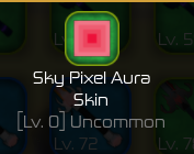 Sky Pixel Aura Swordburst 2