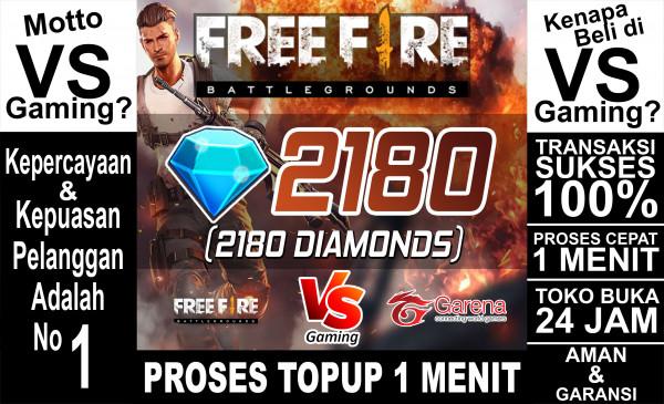 2180 Diamonds
