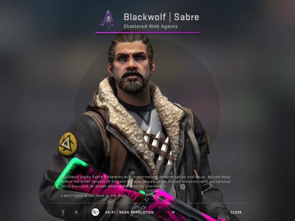 Blackwolf | Sabre