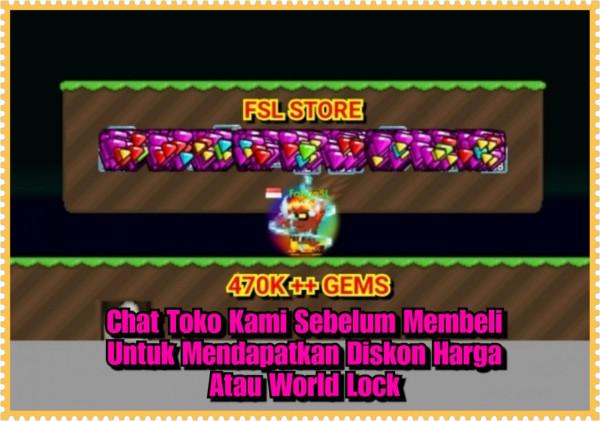 World Gems 470K