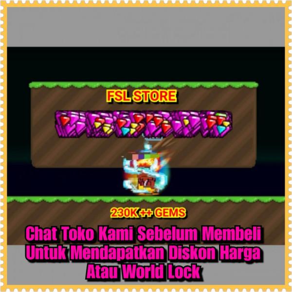 World Gems 230K