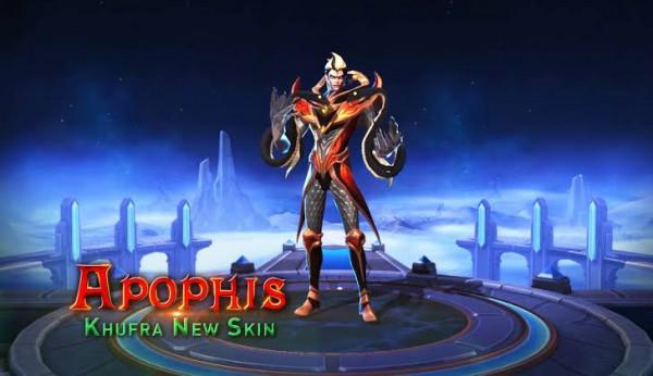 Apophis (Elite Skin Khufra)