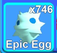 Epic Egg (Mining Simulator)