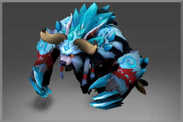 Hunter of the Crystal Drift (Ursa set)