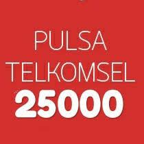 Pulsa 25000