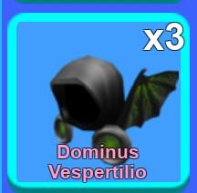 Dominus Vespertilo (Mining Simulator)
