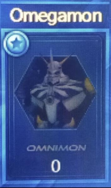 OMEGAMON SEAL 10 PCS