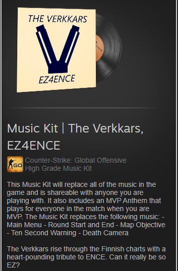 Music kit | Ez4ence