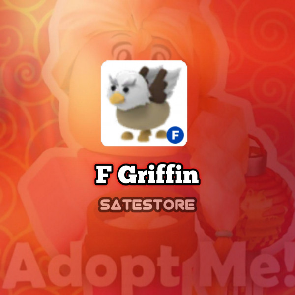 F GRIFFIN -Adopt me