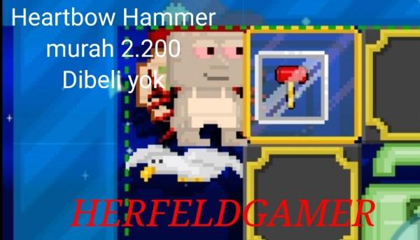HEARTBOW HAMMER 1X