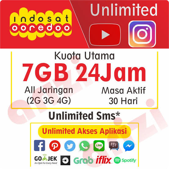 Internet Unlimited + 7 GB
