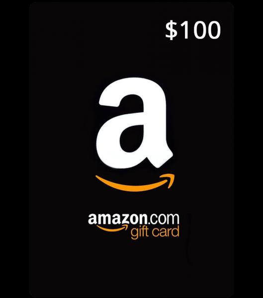 Amazon Gift Card US$100