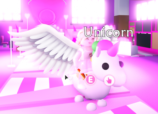 Unicorn Can Ride, Can Fly - ( Adopt Me )