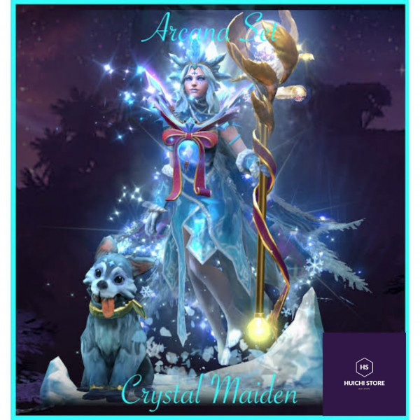 Yulsaria's Mantle (Immortal TI7 Crystal Maiden)