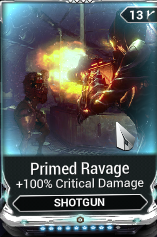 Primed Ravage (R9/R10)