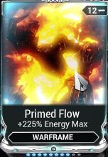 Primed Flow (R8/R10)