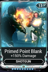 Primed Point Blank (R9/R10)