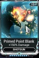 Primed Point Blank (R9/R10)