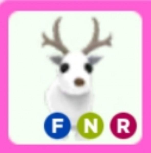 F N R Artic Reindeer - Adopt me