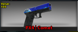 PX4 Comet | Counter Blox