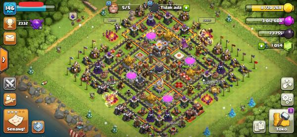 Town Hall 11, Gratis CN, Base Mantap, Hero GG
