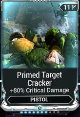 Primed Target Cracker (R7/R10)