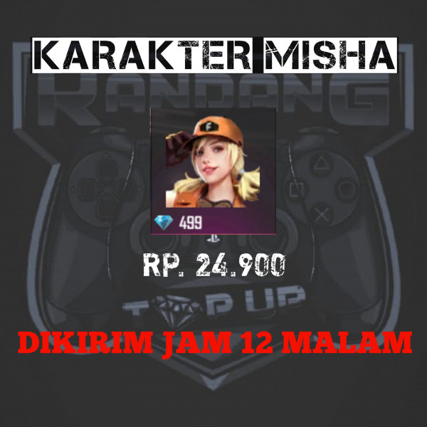 KARAKTER MISHA