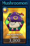 1000 Mushroomon Seal