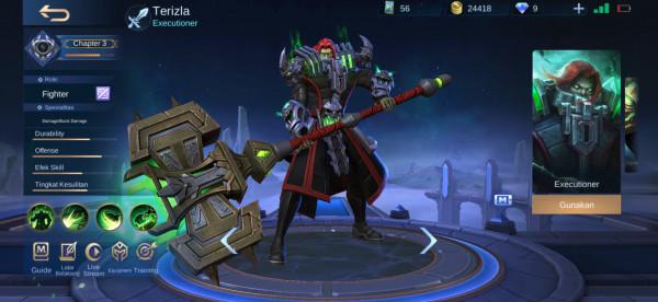 Terizla (Fighter)