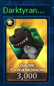 1000 Darktyranomon Seal