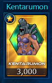 1000 Kentarumon Seal