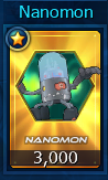 1000 Nanomon Seal