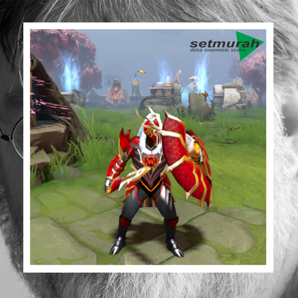 The Blazing Superiority (Dragon Knight Set)