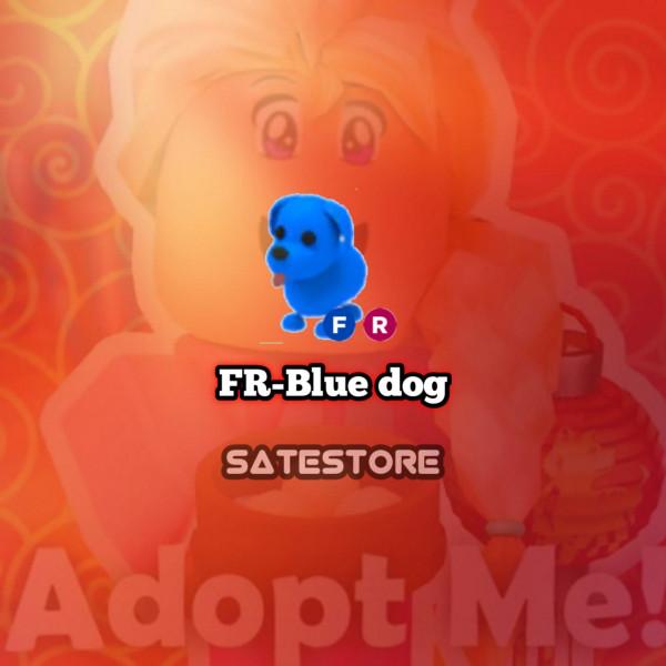 FR Blue dog - Adopt me
