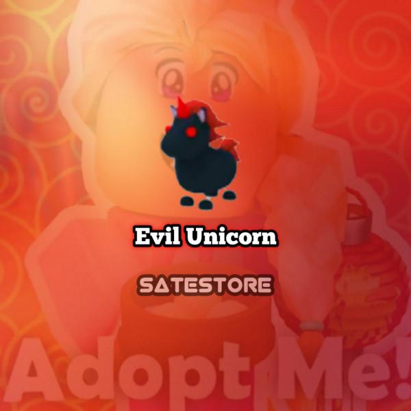 Evil Unicorn - Adopt me