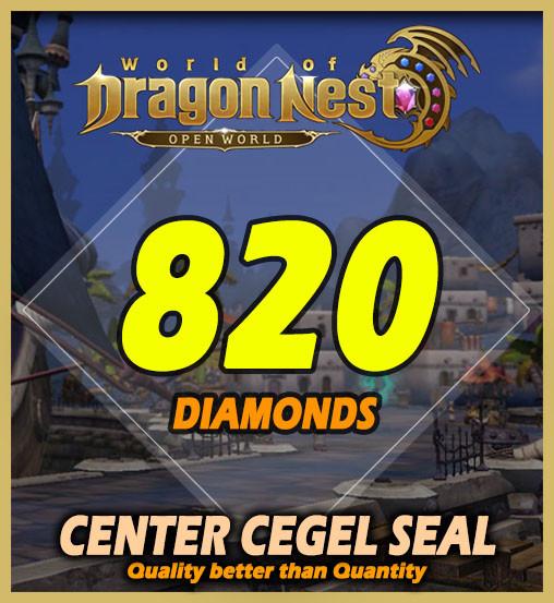 820 Blue Diamonds