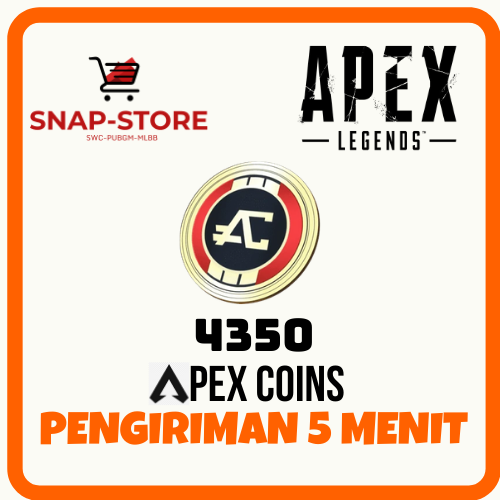 Origin CD Keys 4000 Apex Coins