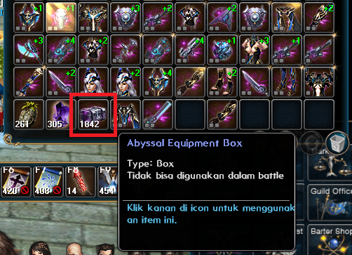 Abyssal Equipment Box (All Server AOI)