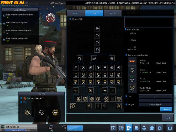 Letkol Grade 3 FT-4 KILL MANTAP BANGET INVENT RAME