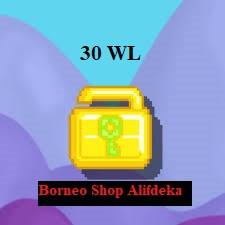 30 World Lock Borongan (30 WL)