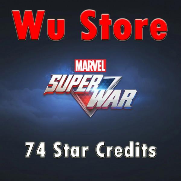 74 Star Credits