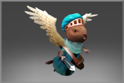 Beaver Knight (Courier)